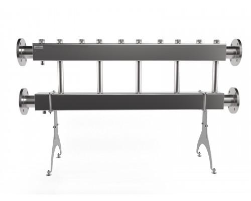 Модульный коллектор MKSS-600-5x32 (фланцевый)