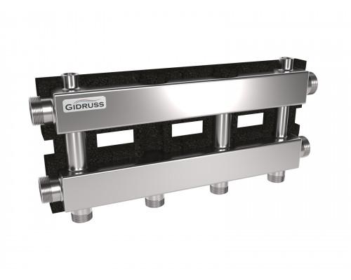 MKSS-100-2.EPP (до 100 кВт, 2 магистрали G 1¼″, 2 контура G 1″, EPP-термоизоляция)